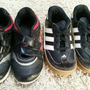 Boy's shoes size 10